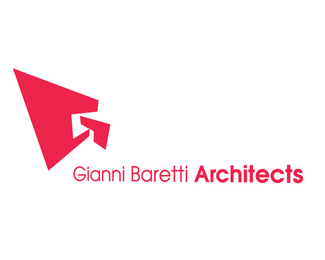 Gianni Baretti Architects 15+ Architecture Logo Designs