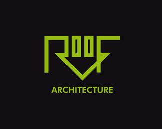 Roof 15+ Architecture Logo Designs