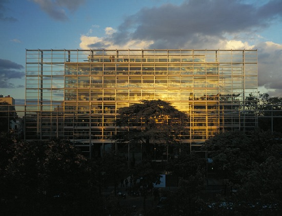 cartier foundation