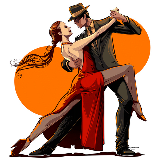 tango Cristiano Siqueira | Astonishing Illustrations You Will Never Forget