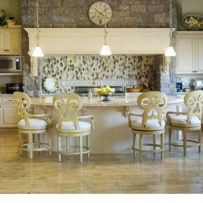 A Touch of the Tuscan Vineyard for Your Home