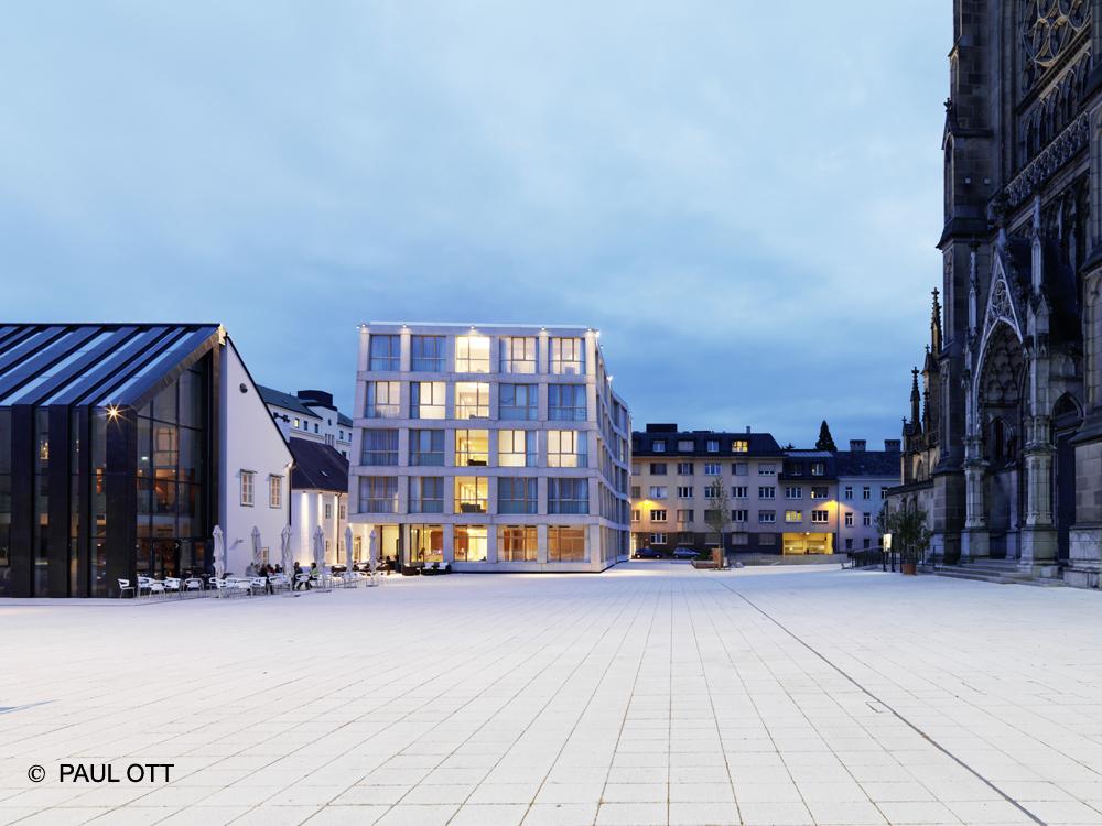 Domplatz Linz – Hohensinn Architektur