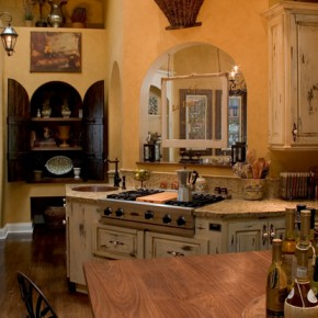 Farmhouse Kitchen Designs