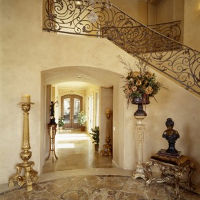 Creating a Memorable Foyer