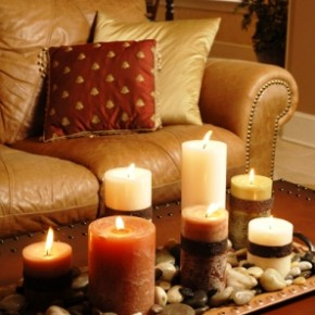 Create a Romantic Mood Using Home Decor
