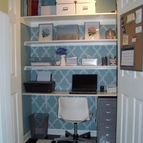 Home Office Closets