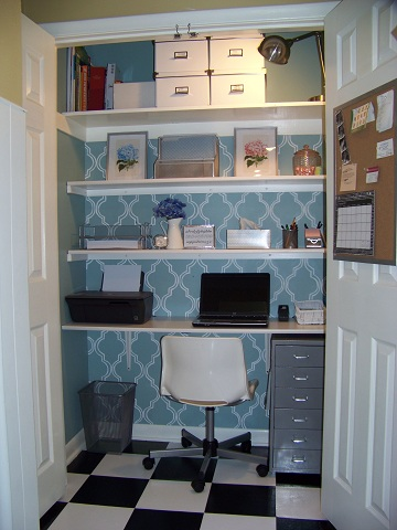 042 Home Office Closets
