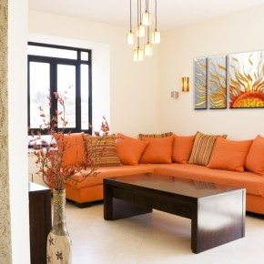 Outdoor Themes that Work Indoors