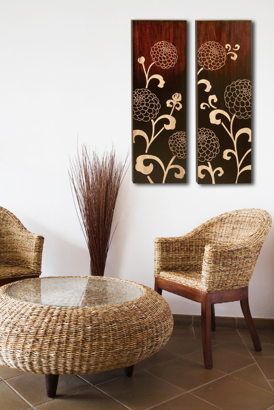 Matteo Warm Up Your Home with Wood Art