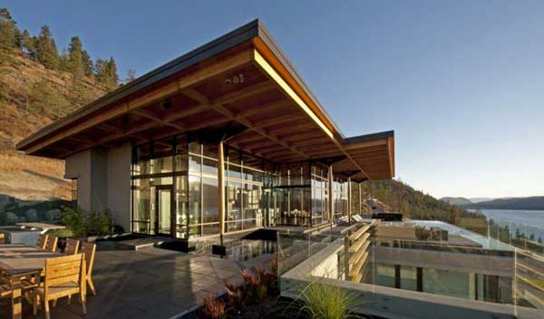 Kelowna House – David Tyrell