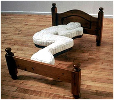 9 The Space Economizing Bed