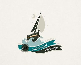 Midnight Sailing Logo Trends for 2012