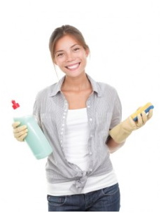 "Clip Your ""One Stop Shop"" Spring Cleaning Checklist"