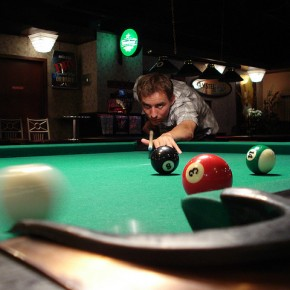 Create Your Own In-Home Pool Hall
