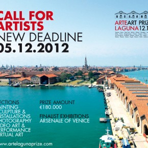 Deadline Postponed For The 7th Arte Laguna Prize
